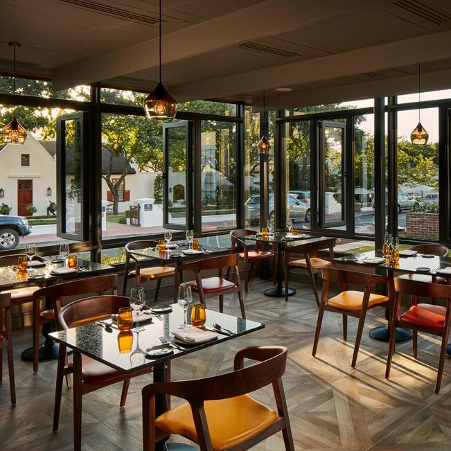 Marigold - Restaurant